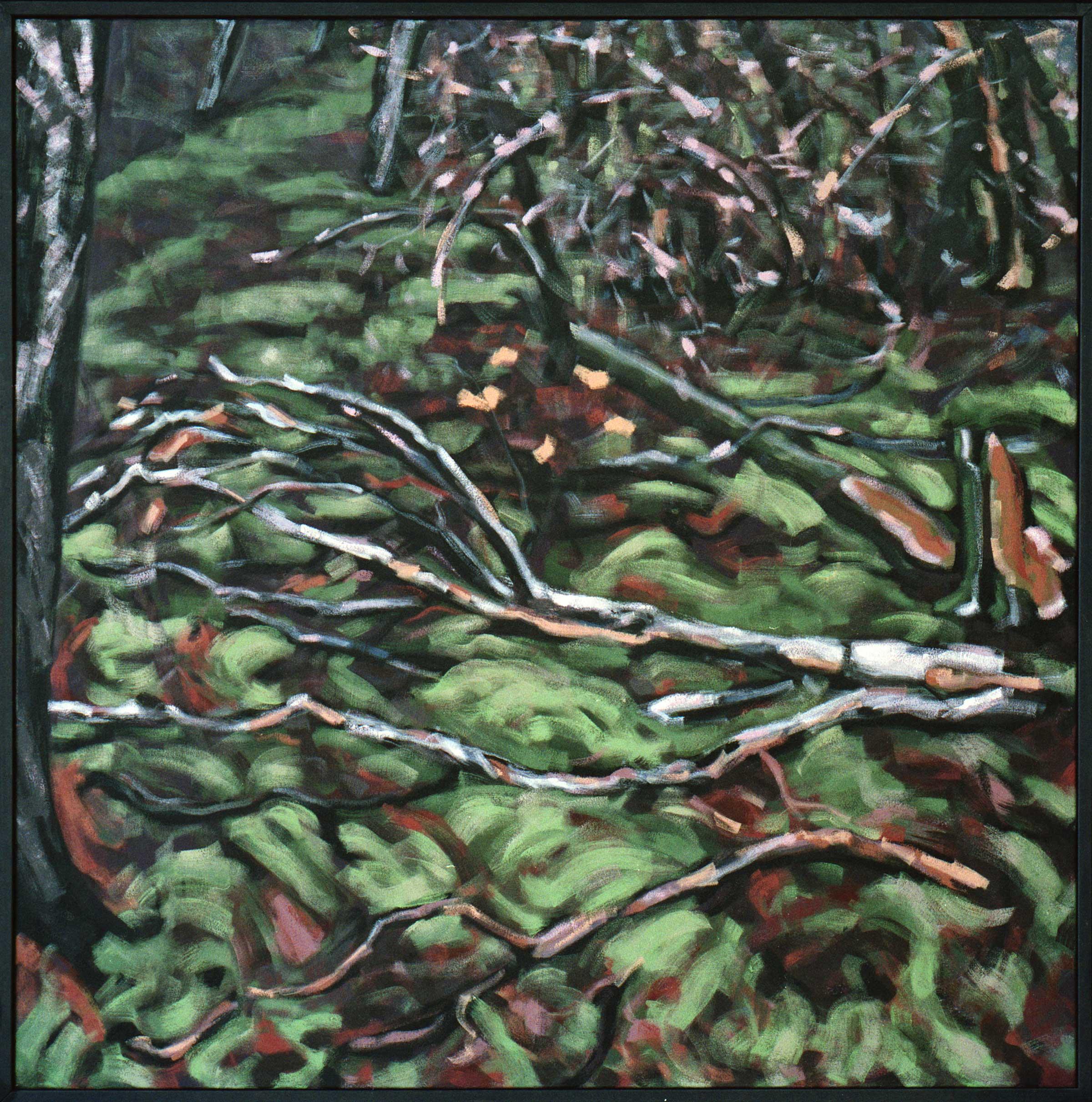 Omgevallen Bomen 1991 140x140
