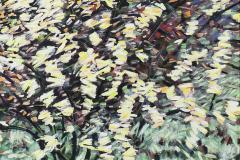 Bloeiende struik 1980 120x110