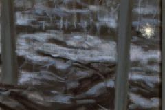 Vier kaarsjes 1984 140x140cm