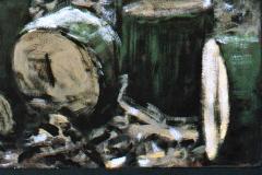 Ruïne 1983 52x52cm *