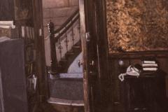 Interieur W. 2 1987 55x55cm *