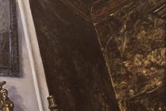 Interieur W. 3 1987 55x55cm