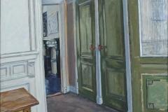 Interieur Weteringschans 1e verd. 1 * 1996 40x40cm