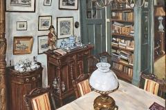 Interieur mw d'Hane Scheltema 2003 *