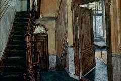 Weteringschans Trappenhuis 1e verd. 1998 *