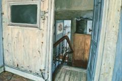 Trappenhuis 1 Weteringschans 1998 *