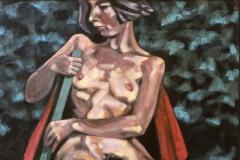 Ester 1992 140x140cm