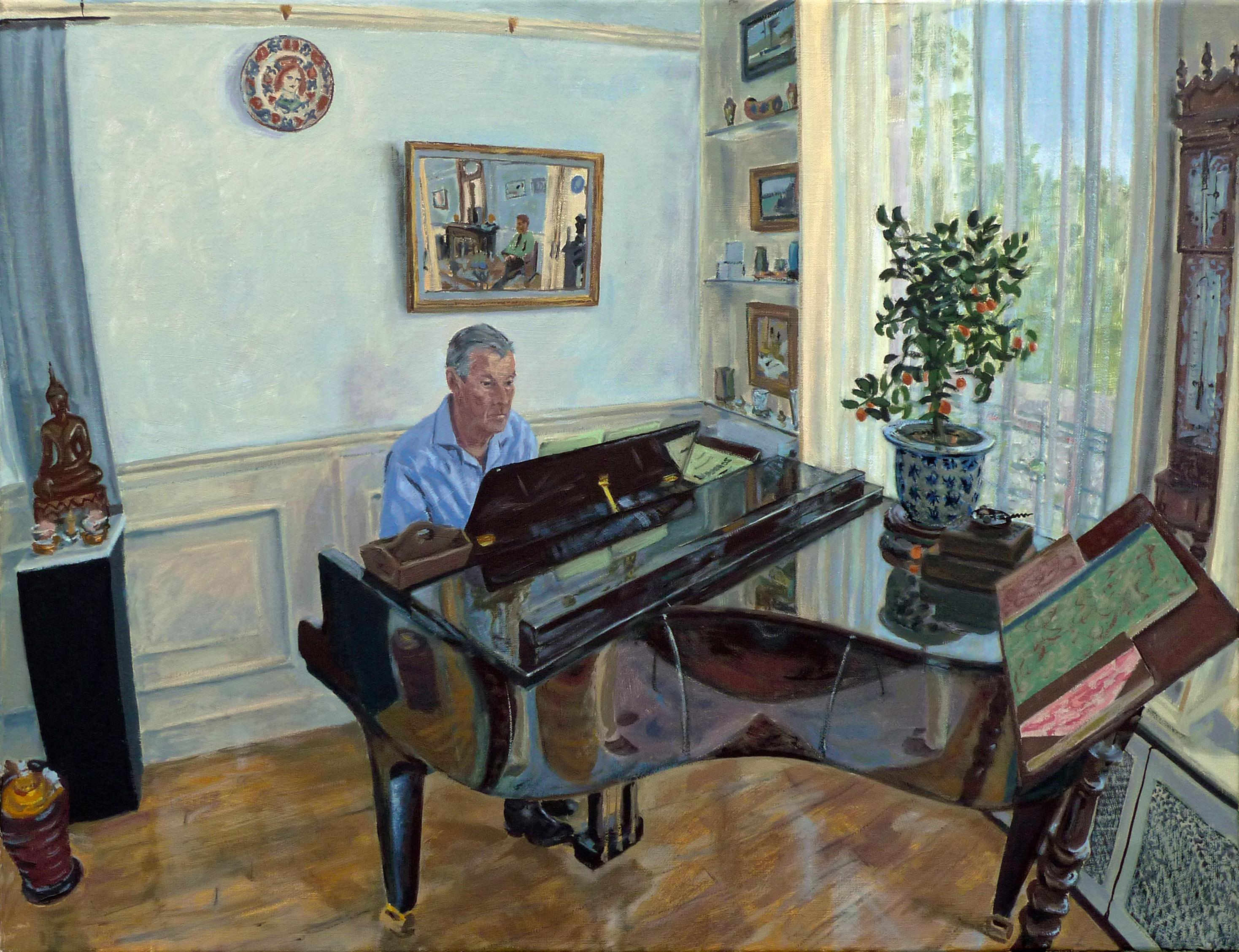 In opdracht Ton, 2010, 50x65