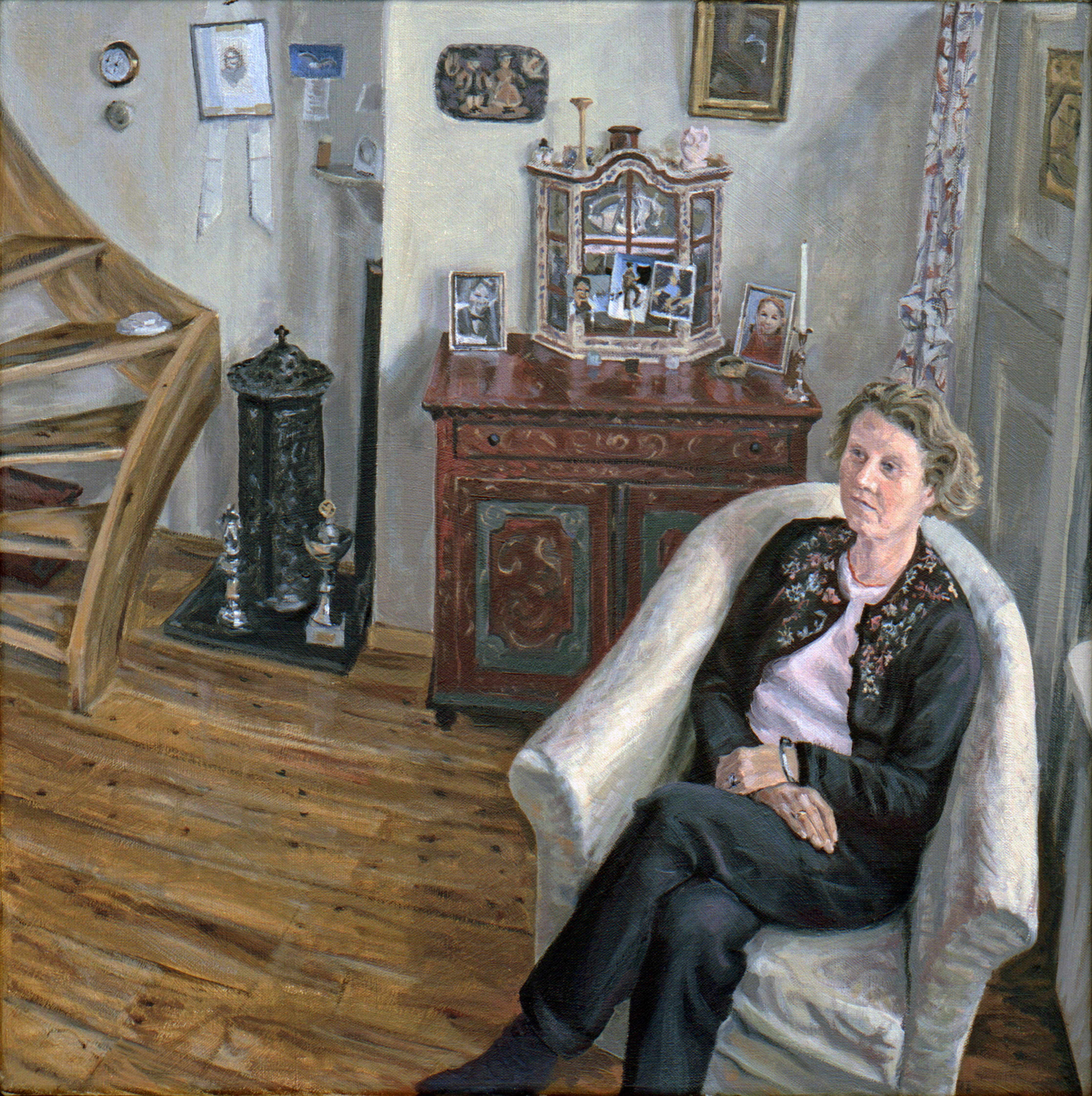 In opdracht: Neeltje v. A. 2001