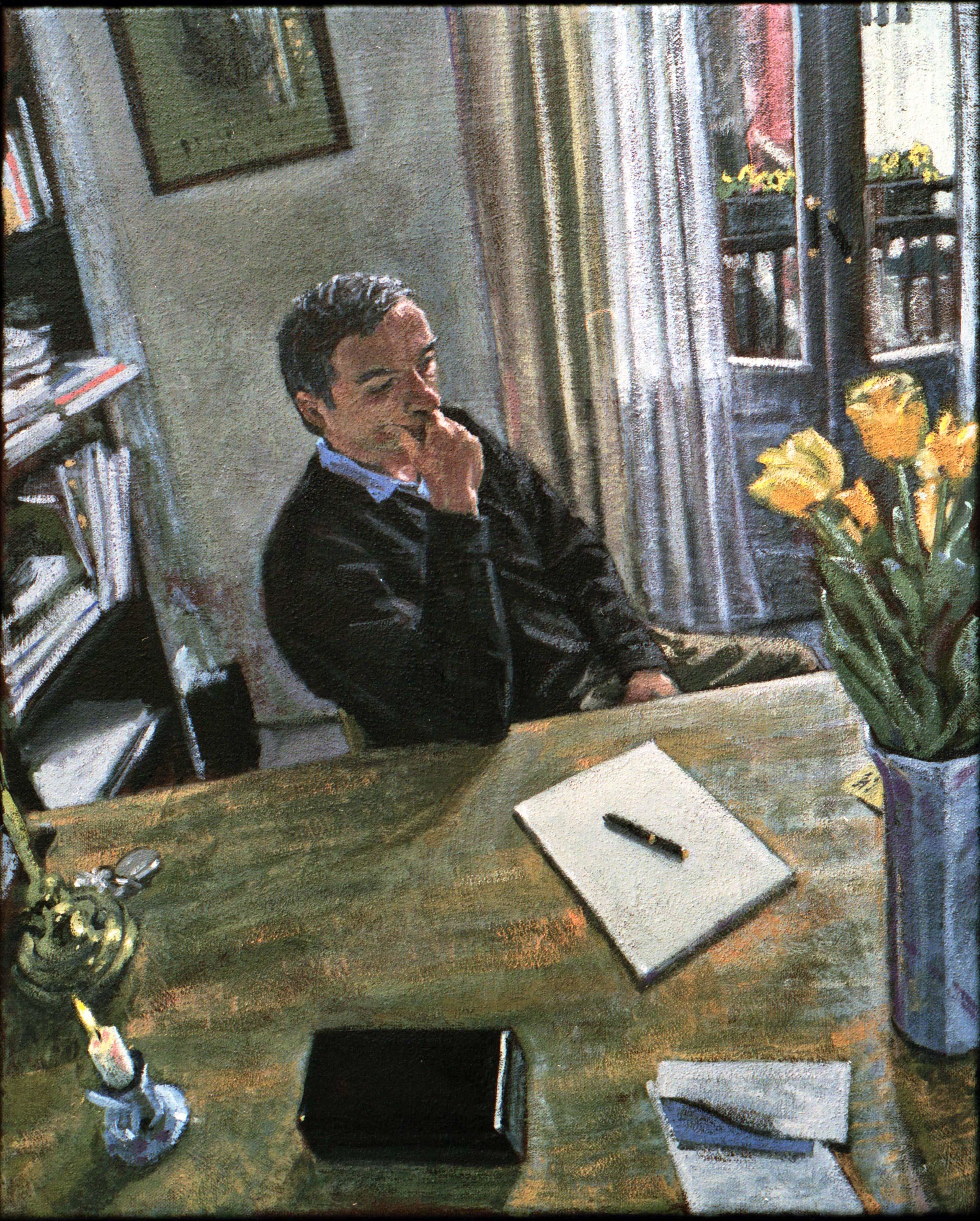 in opdracht: dichter H. Sleutelaar1987