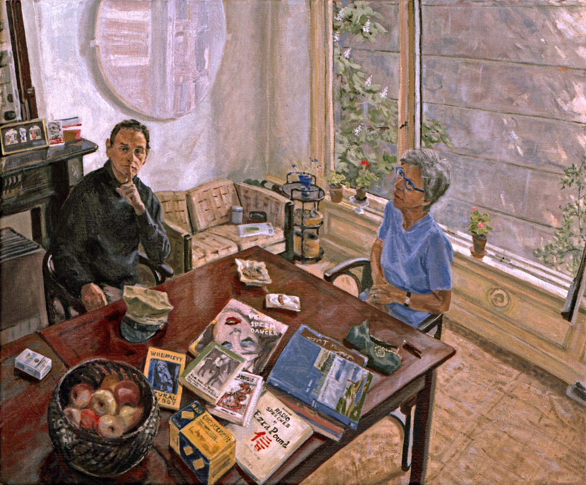 In opdracht: Ludy en Bill, 2002