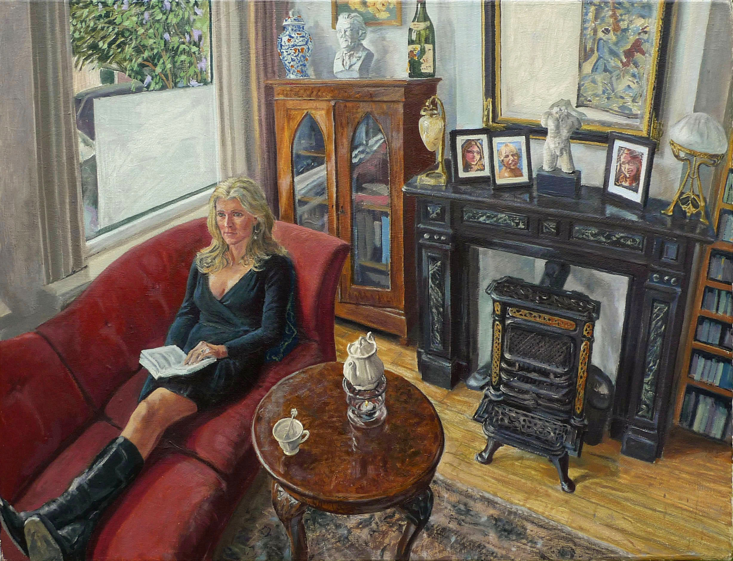 In opdracht: Sophie, 2009