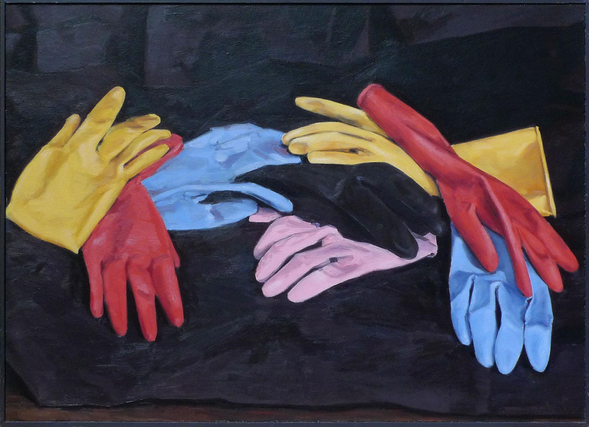 Handschoenen 1980 44x60 *