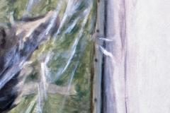 Schilderijtje in plastic1975 45x38 *